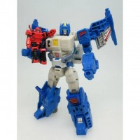 TakaTomy Transformers Legends -  LG66 Targetmaster Topspin