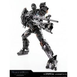 Unique Toys UT  R-01 Peru Kill  & Steeljaw (Rerun)