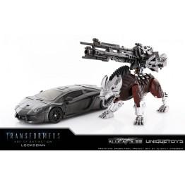 Unique Toys UT  R-01 Peru Kill  & Steeljaw
