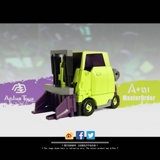 AplusToys A+01 MasterOrder