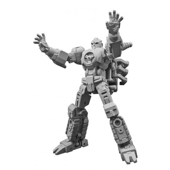 """IronFactory IF EX-32/33 Spirits of The """"D.E.C""""-Phecda/Mizar"""