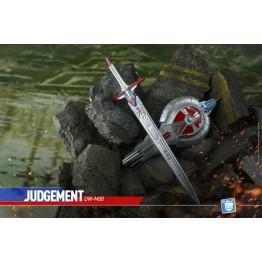 DR. WU - DW-M08  JUDGEMENT  MV5 OP Weapons Kit (Sliver Version)