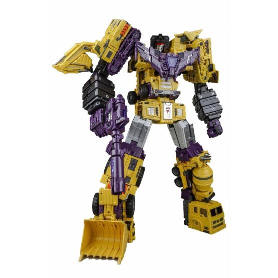 ToyWorld TW Constructor Full Set  (yellow)