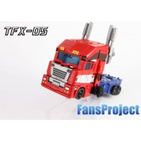 Fansproject  TFX-06 Red Armor