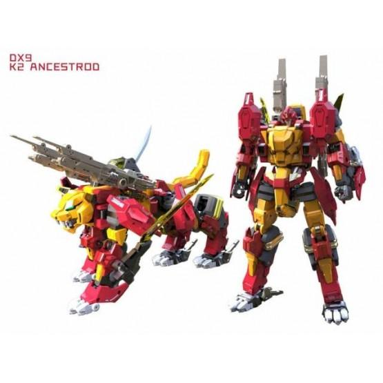 DX9  K2 - Ancestrod