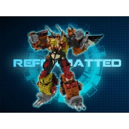 MMC Feral Rex Full Set of 5