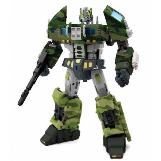 TFC STC-01A - Supreme Techtial Commander (Jungle Version)