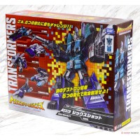TakaraTomy Transformers Legends - LG50 Sixshot