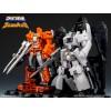 Action Toys  Machine Robo  MR 01 - 08  Set of 8
