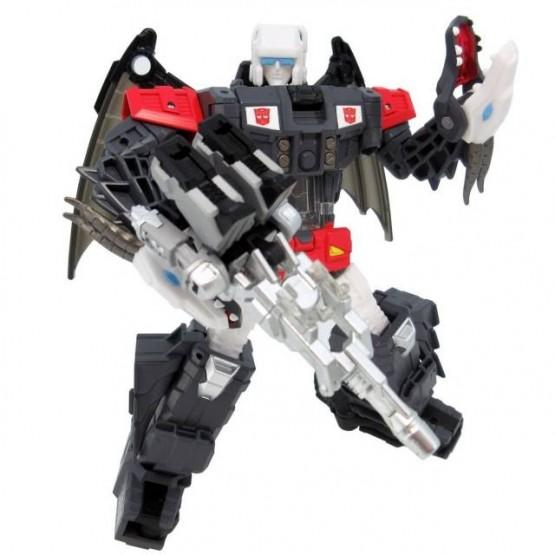 TakaraTomy Transformers Legends - LG51 Targetmaster Double Cross