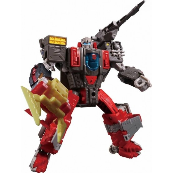 TakaraTomy Transformers Legends - LG53 Broadside