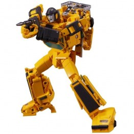 TakaraTomy MP-39 - MASTERPIECE SUNSTREAKER with coin