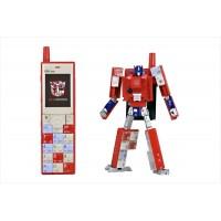 TakaraTomy  au x Transformers Project Infobar Optimus Prime