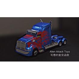 Alien Attack - A-01 El Cid