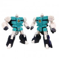 TakaraTomy Transformers Legends -  LG61 Clone Droid Set - Pounce & Wingspan