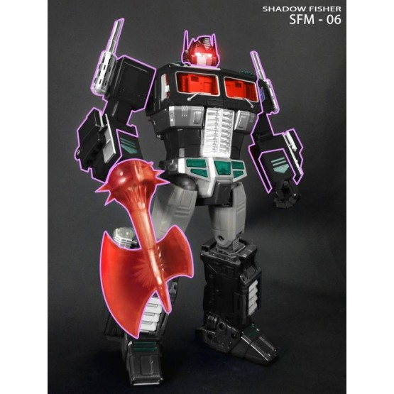 Shadow Fisher - SF-M06 - MP-10B Upgrade Kit