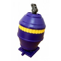 ToyWorld Constructor - Purple Mixer Barrel