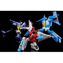 MakeToys MTRM-11 12 13 Meteor+ Skycrow + Lightning