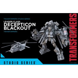 Hasbro Transformers Studio Series Grimlock + Blackout