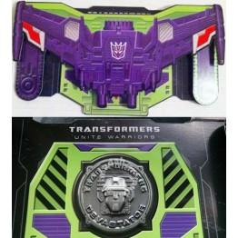 TakaraTomy Transformers Unite Warriors UW-04 Coin