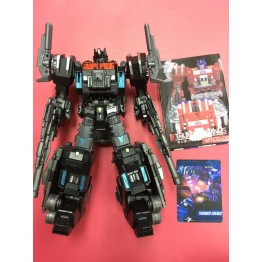 MakeToys MTCD-03SP THUNDER EREBUS (USED)