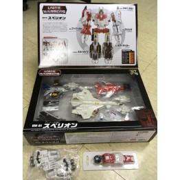 TakaraTomy Transformers Unite Warriors UW-01 Superion (USED)