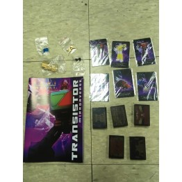 KFC EAVI METAL Mirrorverse shattered transistor (USED)