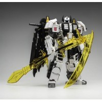 SND-04 X-Mortis Upgrade kit - CW Battle Core Optimus Prime