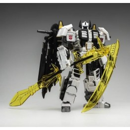 SND-04 X-Mortis Upgrade kit - CW Battle Core Optimus Prime