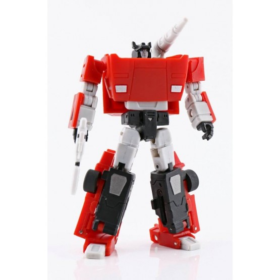Magic Square - MS-B07 - Red Cannon
