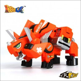 BEASTBOX BB-05 Pioneer Deformation Triangle Dragon (Orangle)