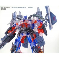 Fans Want It  FWI-03C Jet Power Upgrade Kit - Clear Version