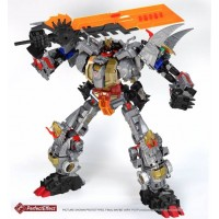 Perfect Effect PC-23  POTP Dinobots Volcanicus Add on Set