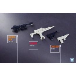 DR. WU - DW P42 P43 P44 Weapons Set