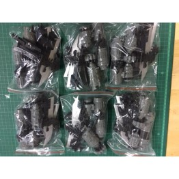Fans Want It FWI-2 Battle Cannons and Arm Blades  (no box packing)