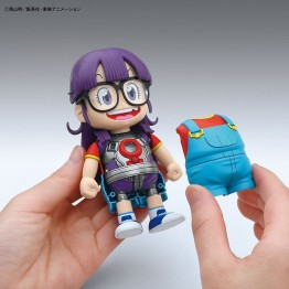 "Bandai Figure-rise Mechanics  ""Dr. Slump"" Model Kit"