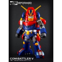 Action Toys MINI Deformed 01 Com-Battler V