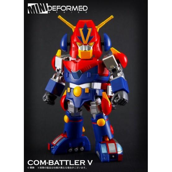 Action Toys MINI Deformed 01 Com-Battler V