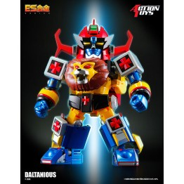 Action Toys ES Chogokin Daltanious (Ship around End of Oct  2018)