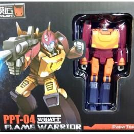 Papa Toys PP-04 Flame Warrior