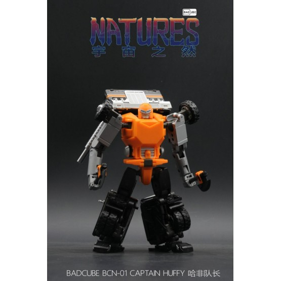 Badcube - Natures - BCN-01 Captain Huffy