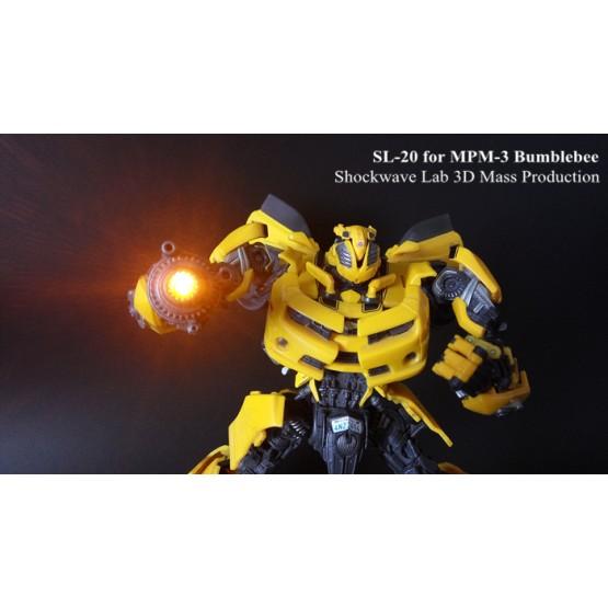 Shockwave Lab SL-20 Mpm3 bumblebee guncannon
