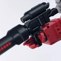 Fanshobby MBA-01 Optional Head & Articulated hands set