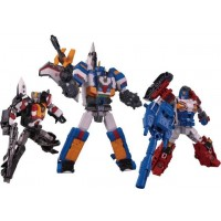 TakaraTomy Transformers Legends LG-EX Big Powered Exclusive