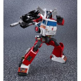 TakaraTomy MP-37 Masterpiece Artfire + Targetmaster Nightstick