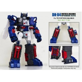 DNA DK-04 - Fortress Maximus - Foot Upgrade Kit
