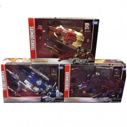 TakaTomy Transformers Legends - LG31 LG32 LG33 Chromedome Highbrow Mindwipe