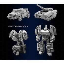 IronFactory IF-EX22  War Giant Set A