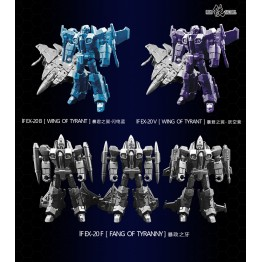 IronFactory IF-EX20F Fang of Tyranny set of 3