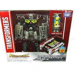 TakaTomy Transformers Legends - LG28 Rewind & Nightbeat